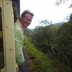 Michael Portillo Great British Railway Journeys Sept 2012